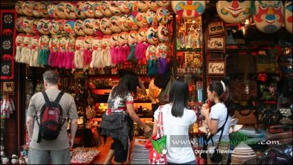 ร้านขายของที่ระลึก ในประเทศเวียดนาม