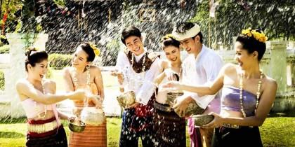 เทศกาลสงกรานต์ 2558 | ภาพโดย การท่องเที่ยวแห่งประเทศไทย