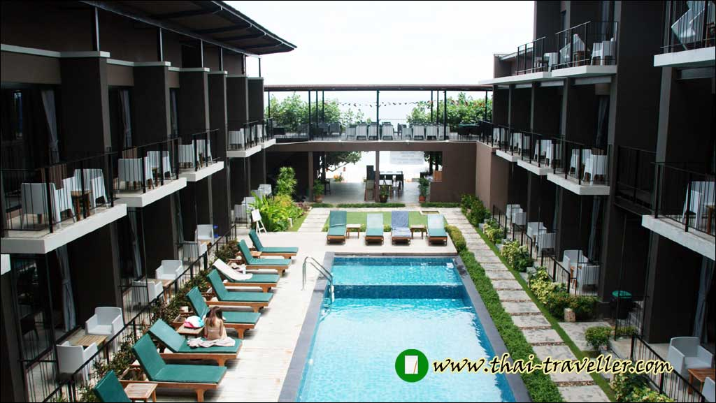 ลาลูน บีช รีสอร์ท ที่พักเกาะเสม็ด จ.ระยอง La Lune Beach Resort koh Samed , Rayong
