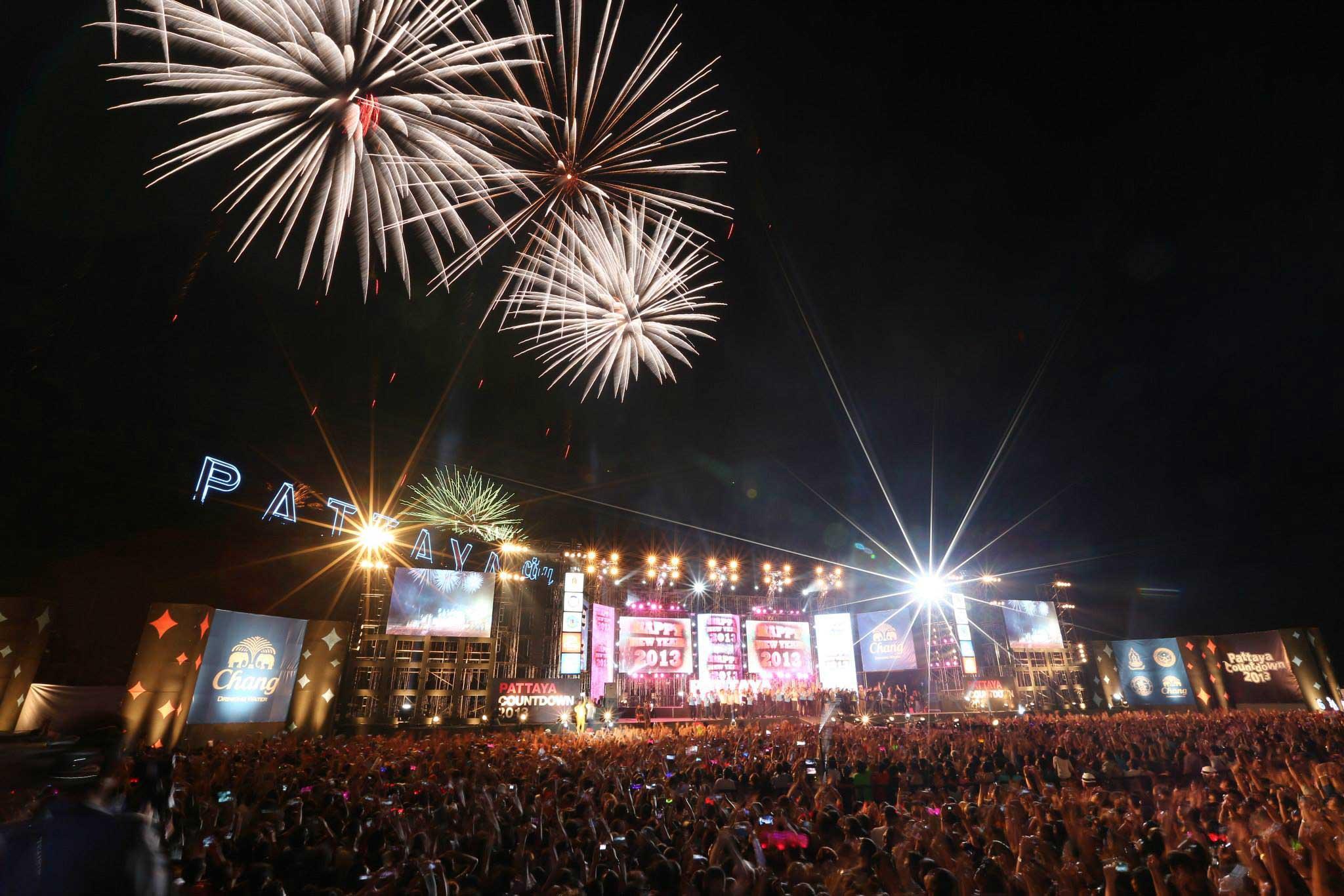 เทศกาลดนตรีเมืองพัทยา 2558