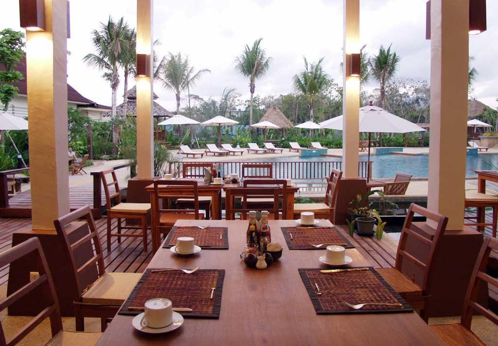 กระบี่ลาพลาญ่า รีสอร์ท  krabi-la-playa-resort