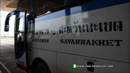 รถยนต์โดยสารระหว่างประเทศ