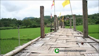 สะพานชูตองเป้ สวนป่าภูสมะ จ.แม่ฮ่องสอน