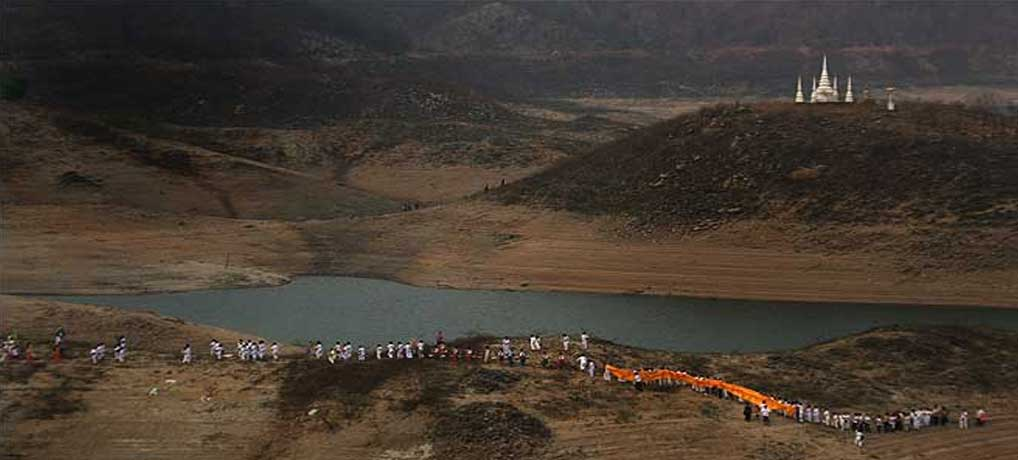สรงน้ำพระธาตุ ณ เมืองสร้อย ดินแดนลึกลับใต้บาดาลแห่งลุ่มแม่น้ำปิง