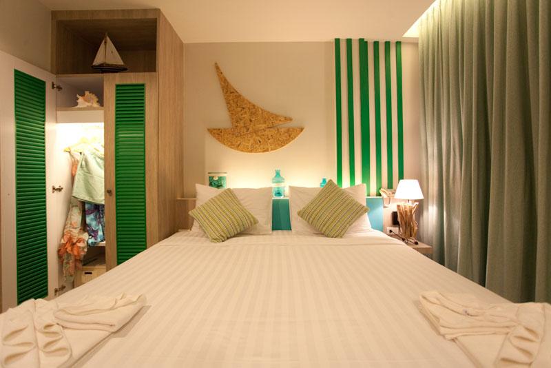 โรงแรม เดอะ บลู เพิร์ล กะตะ (The Blue Pearl Kata Hotel)