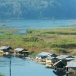 แม่น้ำรันตี อ.สังขละบุรี จ.กาญจนบุรี
