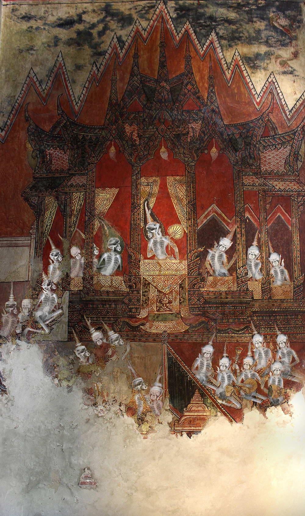 อายตนะ (6) ศิลปะกะเทาะแก่นธรรมโดย ธนัชชา ลีลางกูร