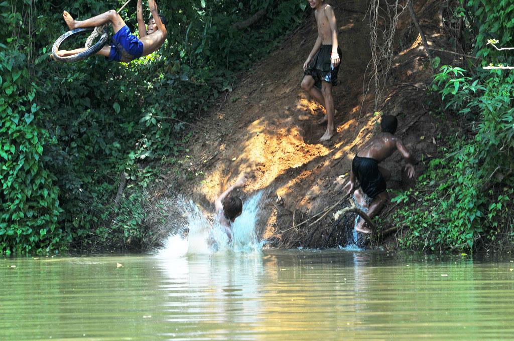 บางบทวิถีชีวิตริมน้ำ | โฮมสเตย์ศิลา จ.ขอนแก่น
