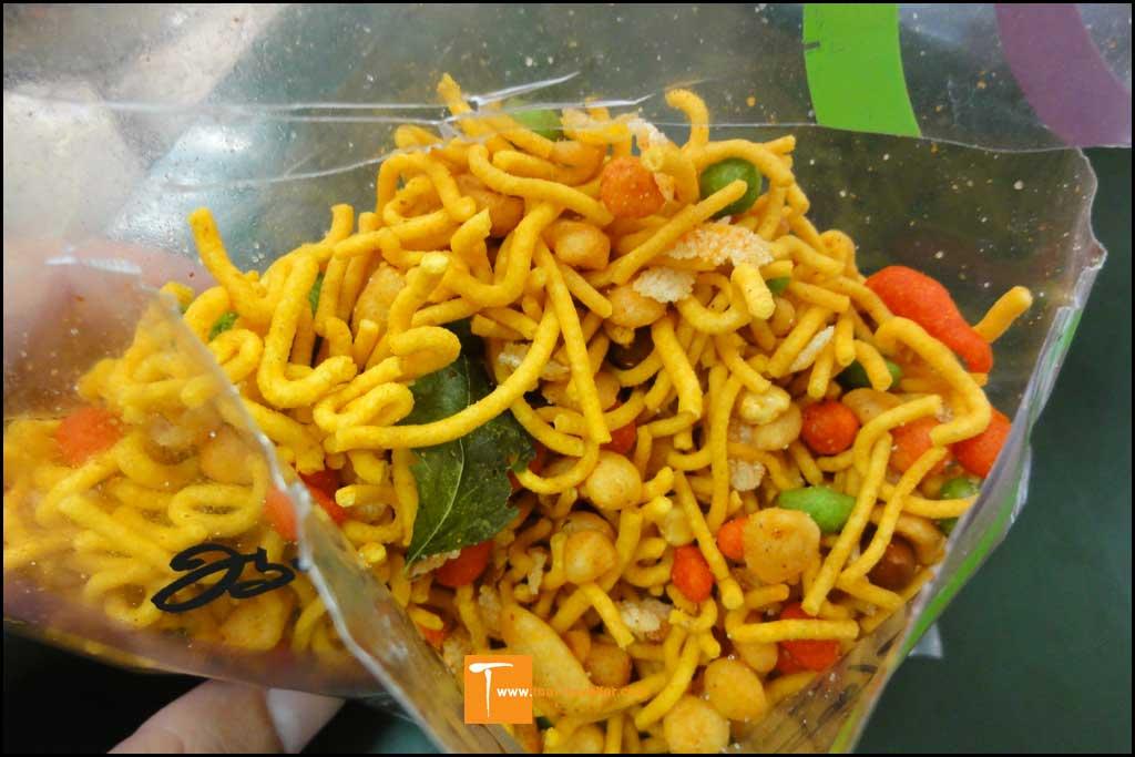 อาหารท้องถิ่นในย่านกาตง