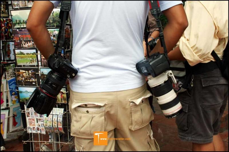 การดูแลรักษากล้องถ่ายภาพ ในช่วงฤดูฝน