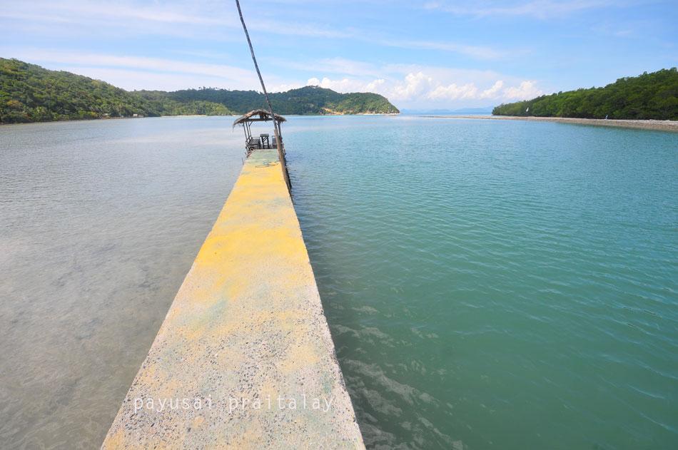 สะพานท่าเทียบเรือ Tan Marina Bay | Tan Marina Bay