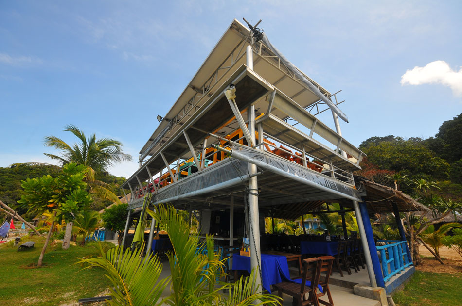 อาคารห้องอาหาร | Tan Marina Bay